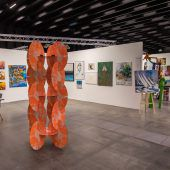 Rund 80 Galerien bei der Kunstmesse Art Bodensee