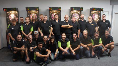 Die Emser Dartsportler blicken auf eine erfolgreiche Saison zurück.mima