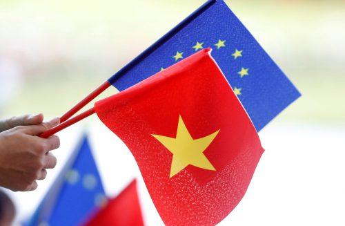 Die Europäische Union hat auch mit Vietnam ein Handelsabkommen erzielt. reuters