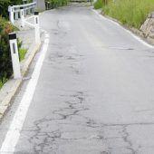 Landesstraße in Fontanella wird um zwei Millionen Euro saniert