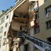 Schwerverletzte nach Explosion in Wiener Gemeindebau