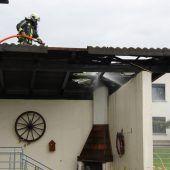 Nachbarin schlug Brandalarm