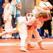 Rekordteilnehmerzahl beim 9. Judo-Messestadtturnier