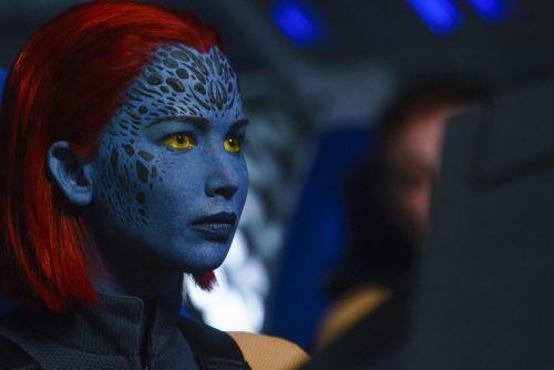 Die geheimnisvolle Raven alias Mystique (Jennifer Lawrence) gibt die Richtung vor. twentieth century fox