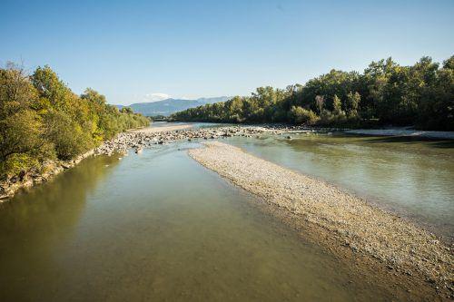 Die Gemeinden Bregenz, Hard, Kennelbach, Lauterach und Wolfurt kümmern sich gemeinsam um den Erhalt des Freizeitangebots und den Schutz der Natur an der Bregenzerach.