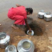 Milliarden Menschen leiden Durst