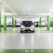 Lecher Garage steht unter Strom