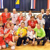 Handball Specials feiern in Hard Zehn-Jahres-Jubiläum