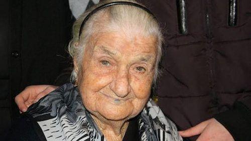 Die Italienerin Giuseppina Robucci kam am 20. März 1903 zur Welt.