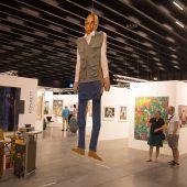 Erneuerte Kunstmesse