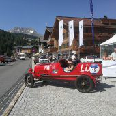 Raritäten auf vier Rädern am Arlberg