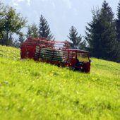 Moderne Landwirtschaft – Zeit ist Geld