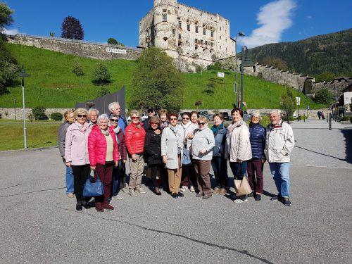 Die Mitglieder des Seniorenrings Hohenems erkundeten die Schönheit des Bundeslands Kärnten. Seniorenring