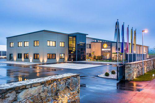 Die neue Produktionsstätte der Schwammerlprinzen GmbH könnte ob der großen Pilznachfrage schon bald wieder zu klein sein.Fa