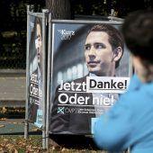 Fast drei Millionen Euro an Spenden nur für Bundes-ÖVP