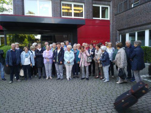 Die Reise nach Hamburg war für alle Teilnehmer ein tolles Erlebnis.sr lustenau