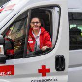 Rotes Kreuz Vorarlberg: 85 Mal um die Erde