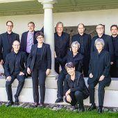 Choralgesang, Alphorn & Betruf