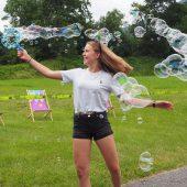 Schlinser Jugendliche feierten den Sommer