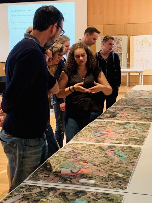 Die vom Bürgerbeirat eingebrachten Ideen sollen nun in das Gesamtkonzept für das neue Altacher Zentrum eingebunden werden. Gemeinde