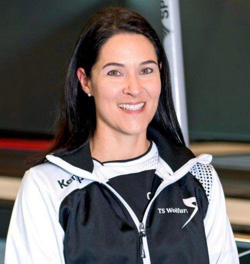 Die Wolfurterin Claudia Laritz ist ein großer Gymnaestrada-Fan. TS Wolfurt