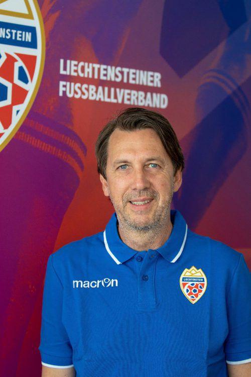 Dieter Alge arbeitet nun im Nachwuchs des Liechtensteiner Verbandes. LFV
