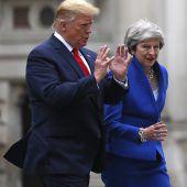 Trump bietet Briten Handelsabkommen an
