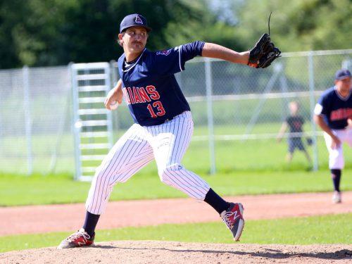 Dornbirns Baseballer sind weiter auf Erfolgskurs und führen die Tabelle an.cth
