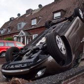 Tornado zieht im Münsterland Schneise der Verwüstung
