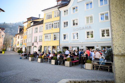 Ein kleines Stückchen Feldkirch mit ganz viel Geschichte. M. Rhomberg