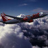 Fluggast randaliert – Flieger dreht um