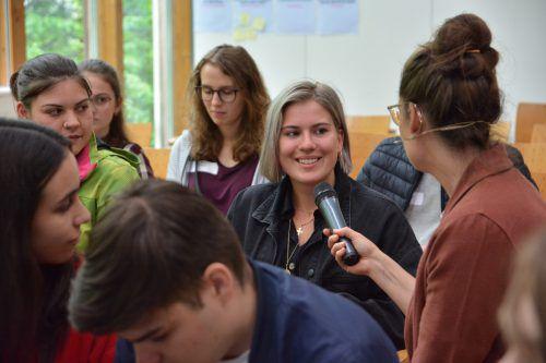 Eingeladen waren junge Menschen aus ganz Vorarlberg, unabhängig von Ausbildung, Herkunft oder Religion. Freigeist Arbogast (2)
