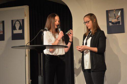 Eltern und Großeltern, aber auch Stadtarchivar Volaucnik und Stadtbibliothekar Gruber wurden zum Thema Schule einst interviewt. Das Ergebnis wurde im TaS präsentiert.