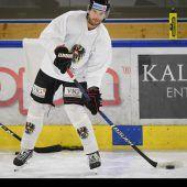 Startschuss mit achtEishockeycracks aus Vorarlberg