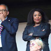 FIFA kontrolliert AfrikasVerband, Ceferin protestiert