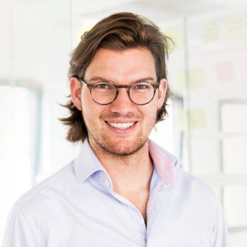 Valentin Stalf ist Co-Gründer und CEO der mobilen Bank N26. n26