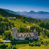 Das sind die Pläne für Schloss Wolfurt. A8