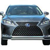 Lexus liftet sein SUV RX