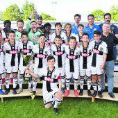 Parma holt Turniersieg