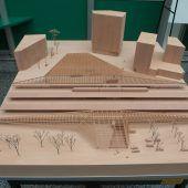 Städtebau und Bahnhof