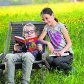 Lesen geht immer und überall