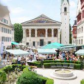 Marktmeile in Dornbirn
