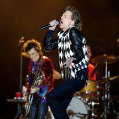 Mick Jagger wieder fit