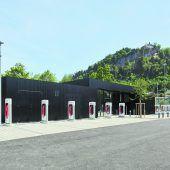 Tankstelle der Zukunft