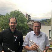 Musikant und Floriani