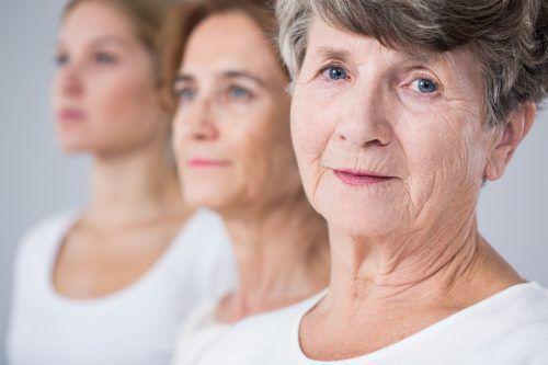 Frauen leiden den Erfahrungen von Fachleuten zufolge oft lange, ehe sie sich wegen einer Senkung in Behandlung begeben.kh dornbirn