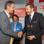 Zwei Unternehmen aus Vorarlberg sind Sieger aus Leidenschaft