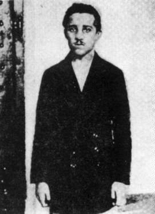 Gavrilo Princip, der Attentäter von Sarajevo.Reuters