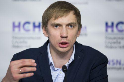 Gegen Andrej Silnow läuft eine Doping-Untersuchung.ap