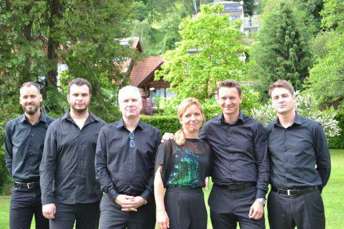 Glacis Ensemble wusste das Publikum unlängst in der Villa Falkenhorst zu begeistern. BI